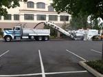 City Service Paving asphalt striping parking lot