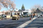 City Service Paving asphalt parking lot